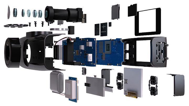 Speedcam для datakam player - 3
